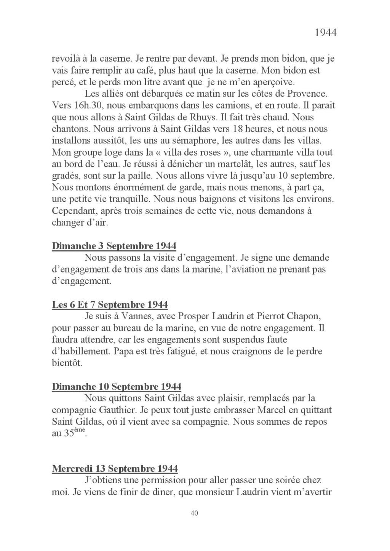 [ Histoires et histoire ] Mon oncle Georges Le Brazic - Carrière Marine, du Maquis à l'Indochine de 44 à 48 Livre_55