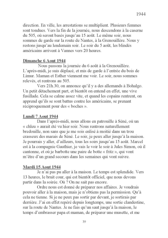 [ Histoires et histoire ] Mon oncle Georges Le Brazic - Carrière Marine, du Maquis à l'Indochine de 44 à 48 Livre_56