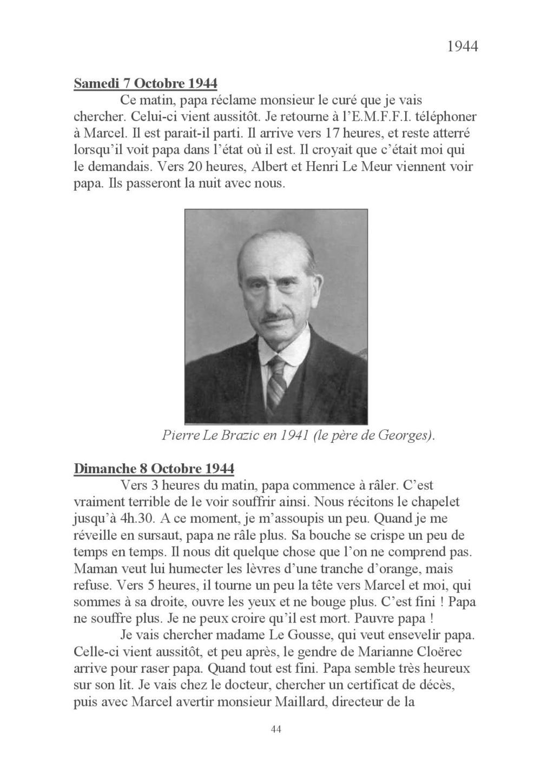 [ Histoires et histoire ] Mon oncle Georges Le Brazic - Carrière Marine, du Maquis à l'Indochine de 44 à 48 Livre_57