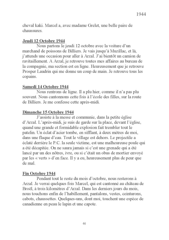 [ Histoires et histoire ] Mon oncle Georges Le Brazic - Carrière Marine, du Maquis à l'Indochine de 44 à 48 Livre_61