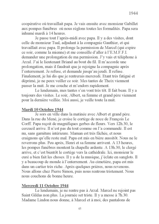 [ Histoires et histoire ] Mon oncle Georges Le Brazic - Carrière Marine, du Maquis à l'Indochine de 44 à 48 Livre_62
