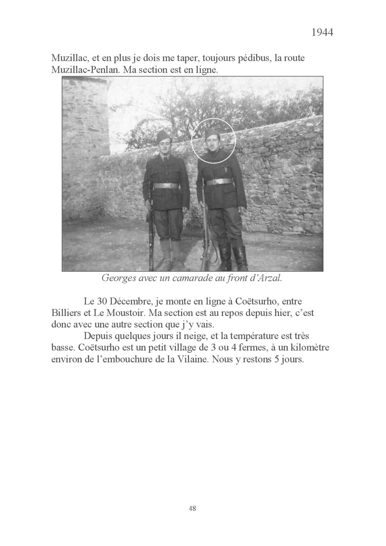 [ Histoires et histoire ] Mon oncle Georges Le Brazic - Carrière Marine, du Maquis à l'Indochine de 44 à 48 Livre_63