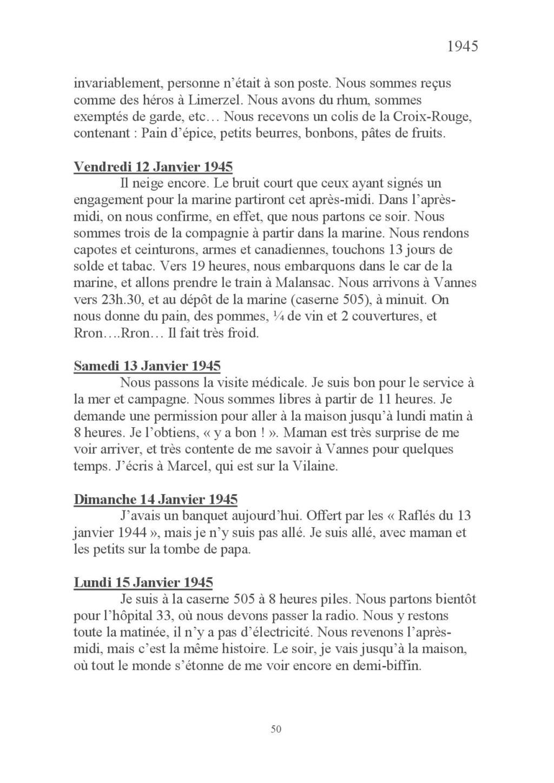 [ Histoires et histoire ] Mon oncle Georges Le Brazic - Carrière Marine, du Maquis à l'Indochine de 44 à 48 Livre_65