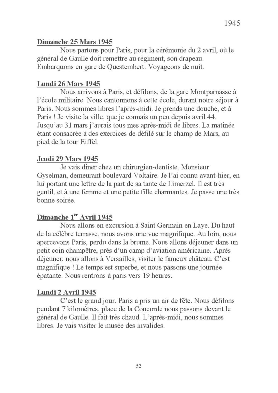 [ Histoires et histoire ] Mon oncle Georges Le Brazic - Carrière Marine, du Maquis à l'Indochine de 44 à 48 Livre_68