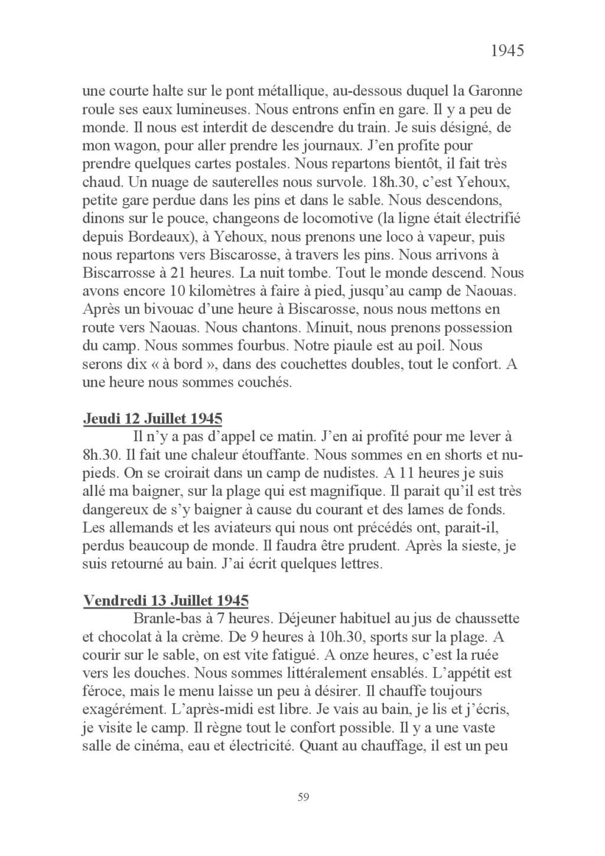 [ Histoires et histoire ] Mon oncle Georges Le Brazic - Carrière Marine, du Maquis à l'Indochine de 44 à 48 Livre_72