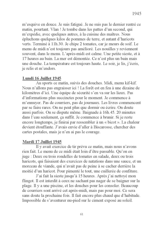 [ Histoires et histoire ] Mon oncle Georges Le Brazic - Carrière Marine, du Maquis à l'Indochine de 44 à 48 Livre_75