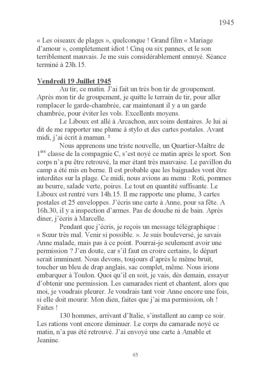 [ Histoires et histoire ] Mon oncle Georges Le Brazic - Carrière Marine, du Maquis à l'Indochine de 44 à 48 Livre_78