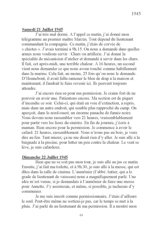 [ Histoires et histoire ] Mon oncle Georges Le Brazic - Carrière Marine, du Maquis à l'Indochine de 44 à 48 Livre_79