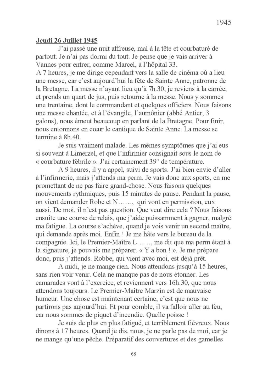 [ Histoires et histoire ] Mon oncle Georges Le Brazic - Carrière Marine, du Maquis à l'Indochine de 44 à 48 Livre_83