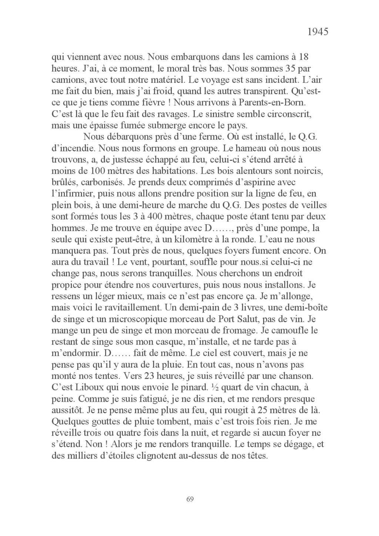 [ Histoires et histoire ] Mon oncle Georges Le Brazic - Carrière Marine, du Maquis à l'Indochine de 44 à 48 Livre_84