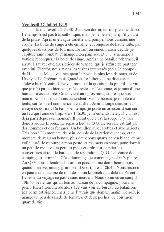 [ Histoires et histoire ] Mon oncle Georges Le Brazic - Carrière Marine, du Maquis à l'Indochine de 44 à 48 Livre_86