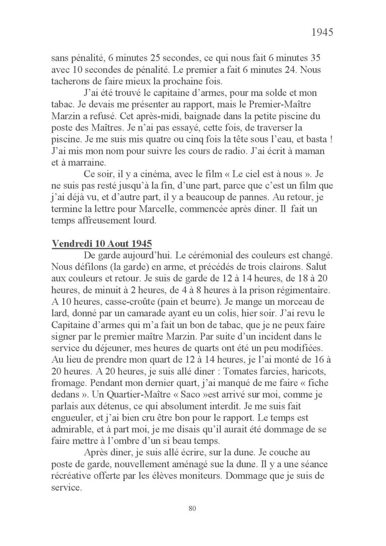 [ Histoires et histoire ] Mon oncle Georges Le Brazic - Carrière Marine, du Maquis à l'Indochine de 44 à 48 Livre_95
