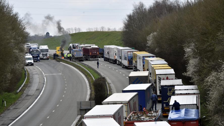 des citoyens mécontents vont faire des actions à Liège B9717410
