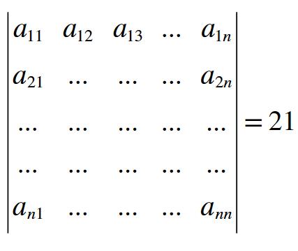 (AFA) Matriz e Determinantes 1129
