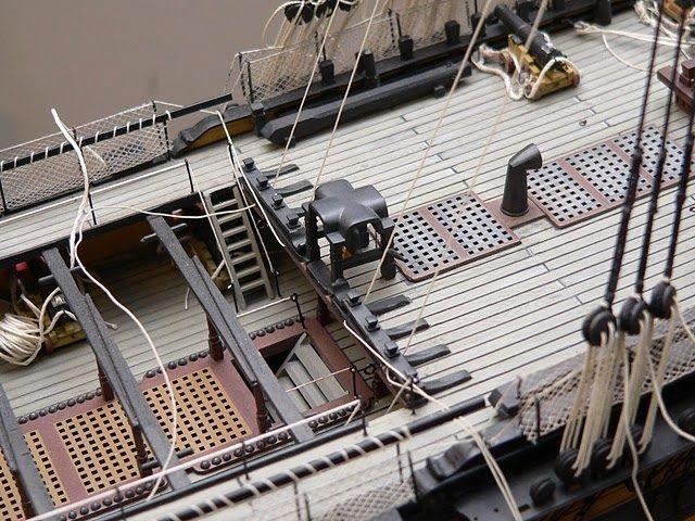 HMS Victory Corel au 1/98 en restauration Ca045e10