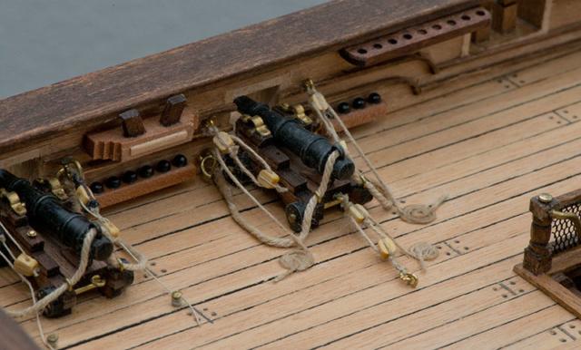 HMS Victory Corel au 1/98 en restauration Dsc_5710
