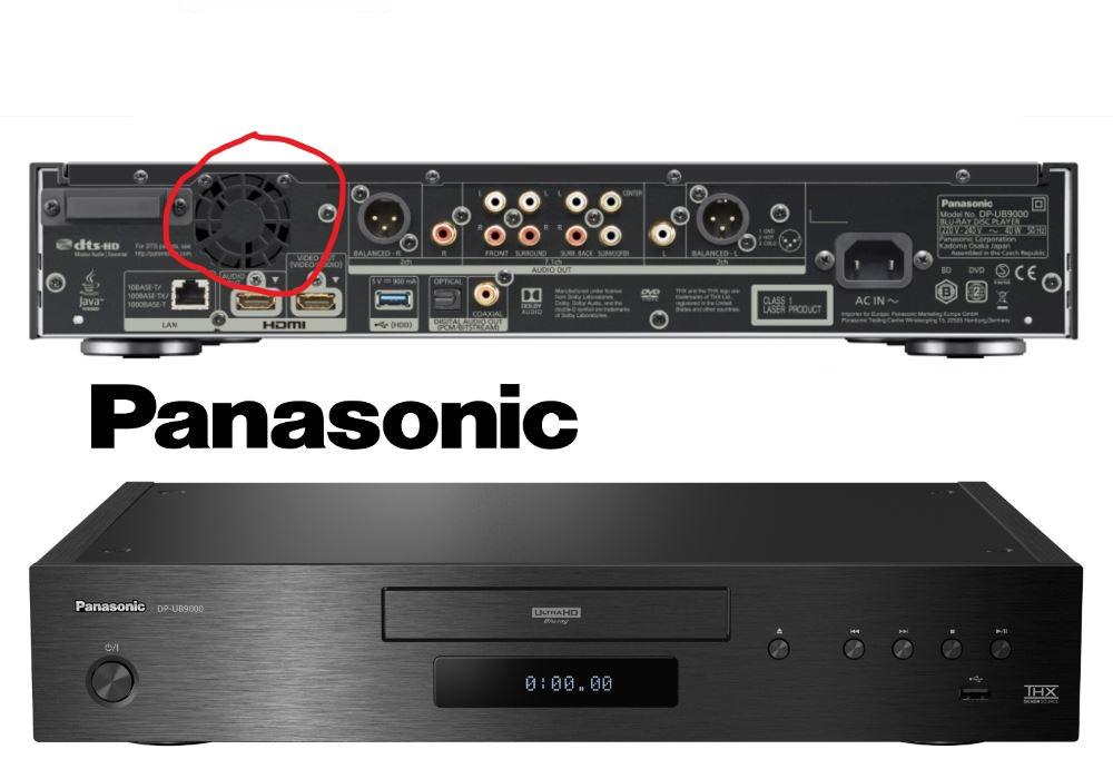 ¿Es ruidoso el panasonic dp-ub9000? Respuesta:NO Panaso10