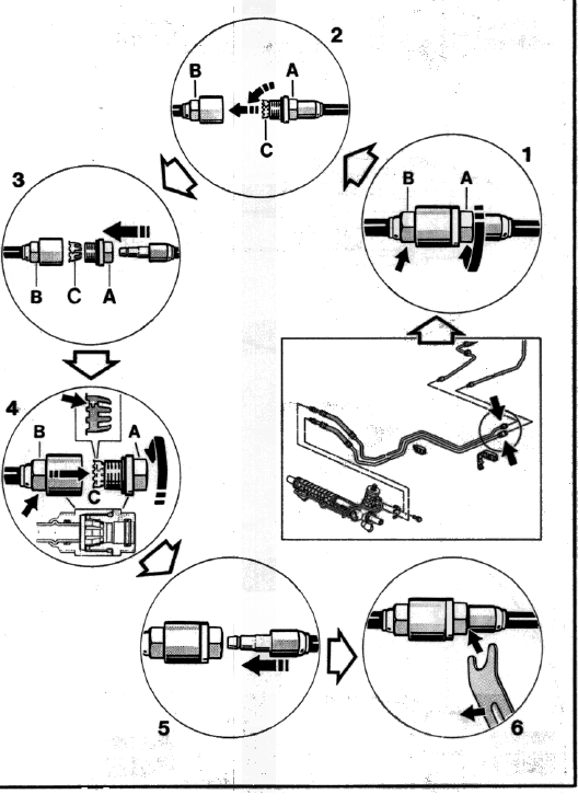 Changement tuyau hydraulique embrayage  Captur11