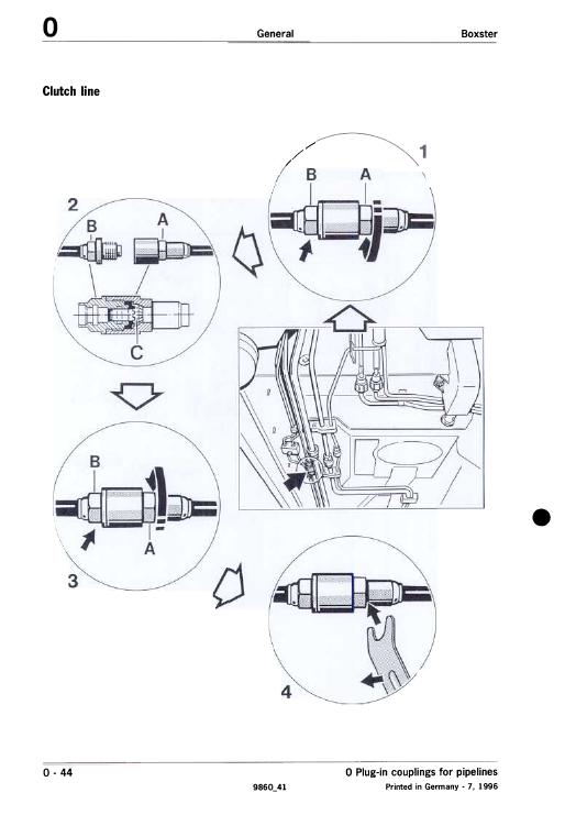 Changement tuyau hydraulique embrayage  Captur12