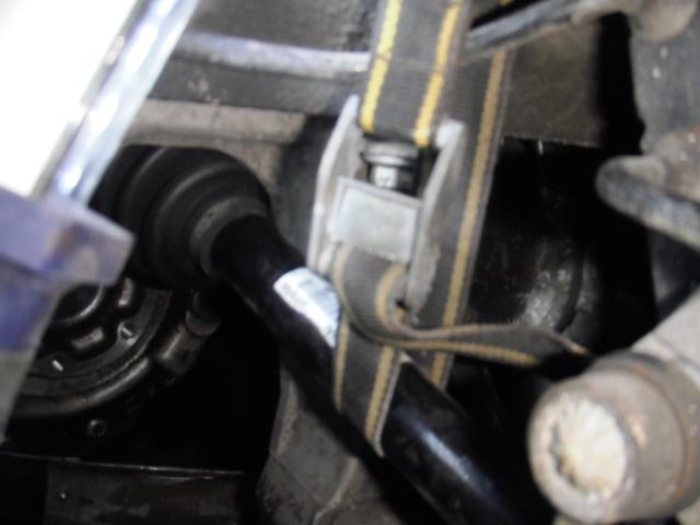 Joint spi fuyard niveau bride d'entrainement droite Pb100011