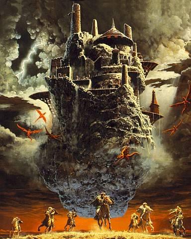 """Campagne médiévale fantastique, """"Aventures dans l'empire Zhong Hoo ou la géopolitique du dragon"""" Parkin10"""