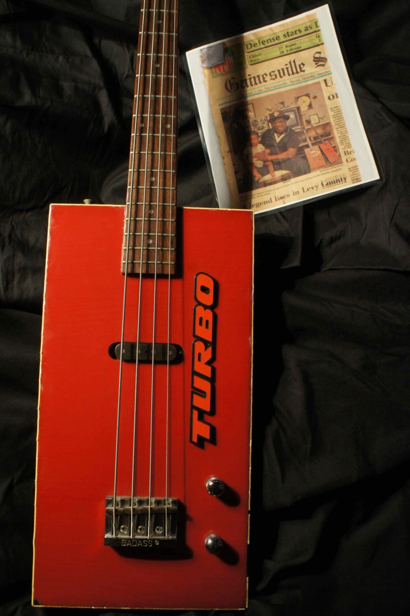 THC Square Bass. 0113