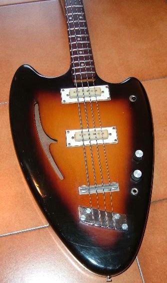 Murph Satellite Bass. 0126