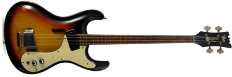 Mosrite Ventures Bass. 0320