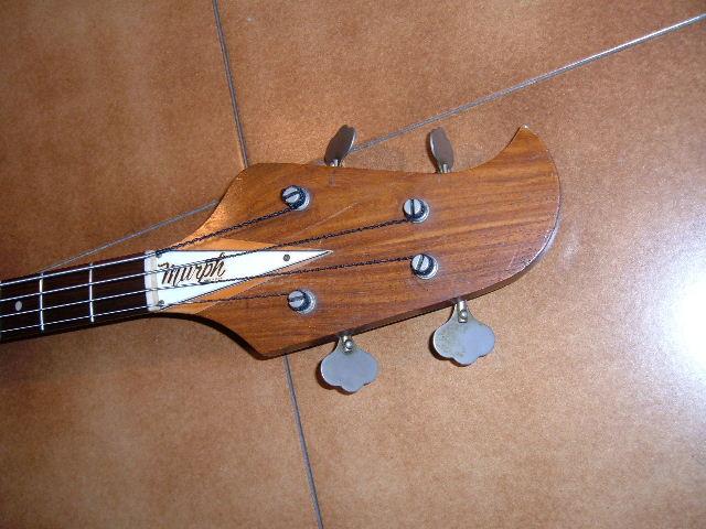 Murph Satellite Bass. 0324