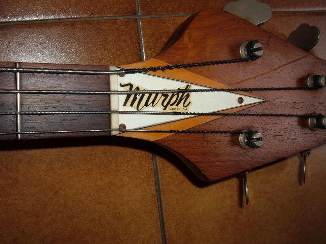 Murph Satellite Bass. 0422