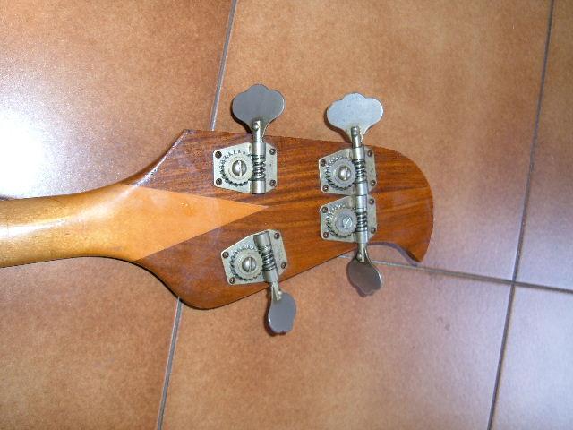 Murph Satellite Bass. 0519