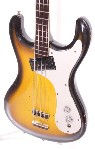 Mosrite Ventures Bass. 0612