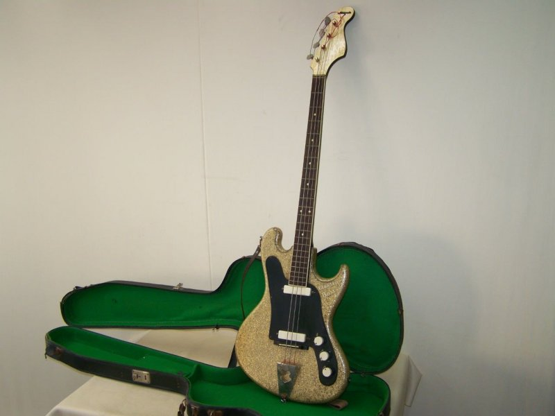 Migma Elektra Bass. 115