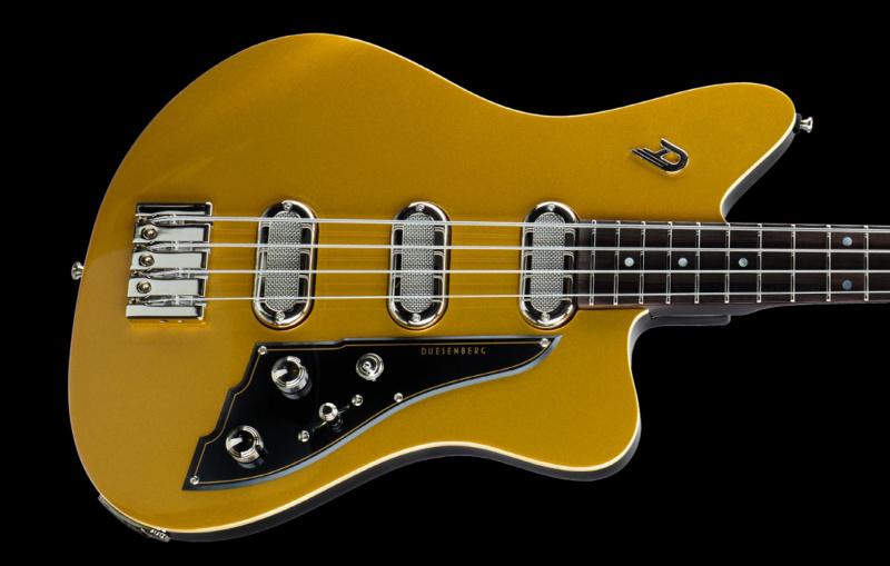 Duesenberg Triton Bass. 126