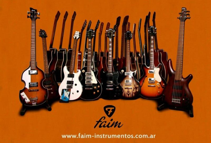 Faim - Fábrica Argentina de Instrumentos Musicales. 18891710