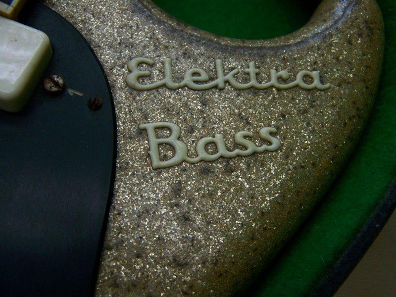 Migma Elektra Bass. 411