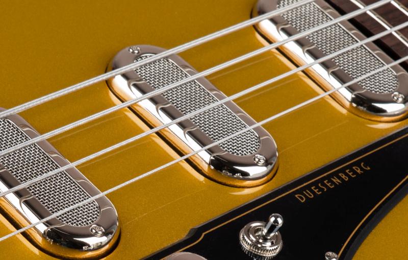 Duesenberg Triton Bass. 413
