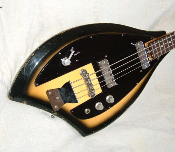 Carini Fmic / Bigson Bass.  Bigson17