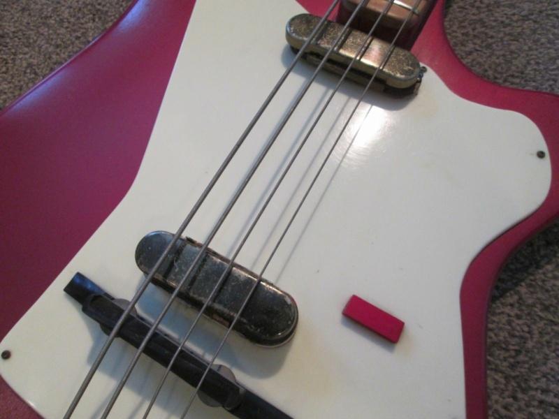 Burns Weill RP2G Super Streamline Bass.  Burns_12
