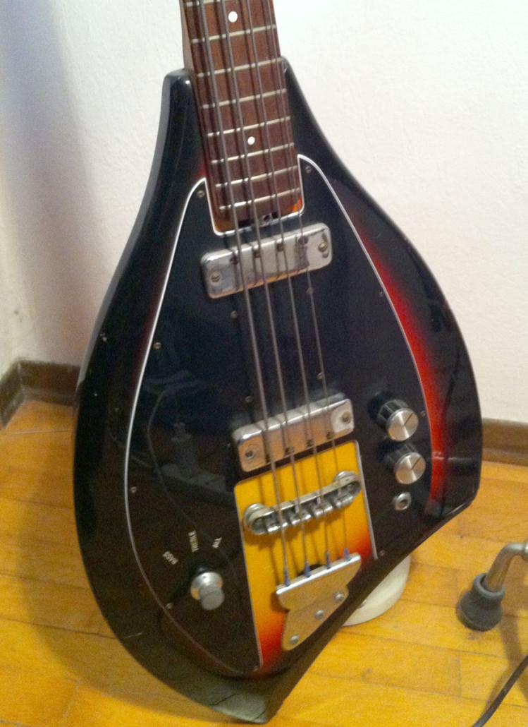 Carini Fmic / Bigson Bass.  Carini12