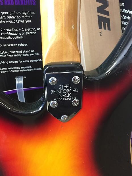 Fandel Jet Series Bass. F410