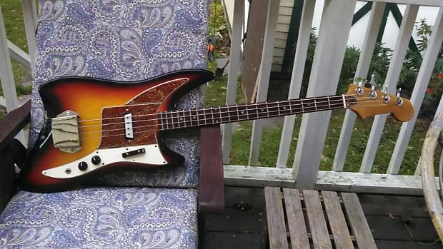 Fandel Jet Series Bass. F510
