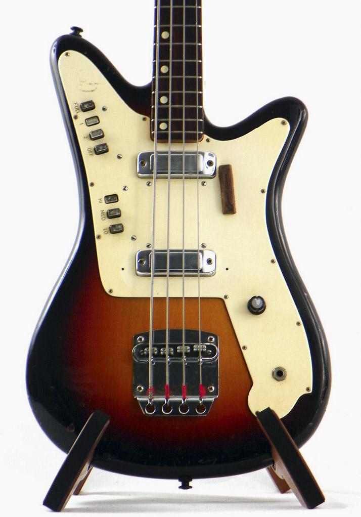 Goya Panther Bass. Goyapa13