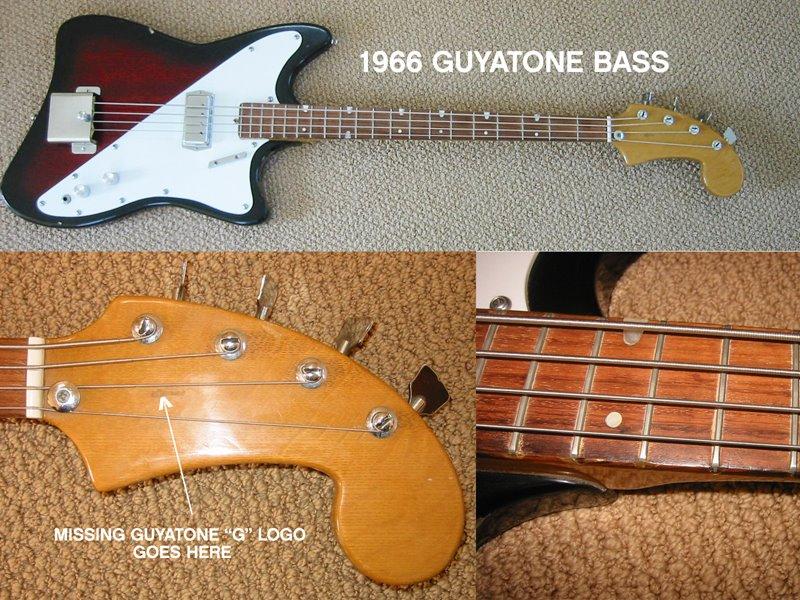 Guyatone EB-8. Guyton15