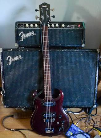 Hopf Studio Bass. Image104
