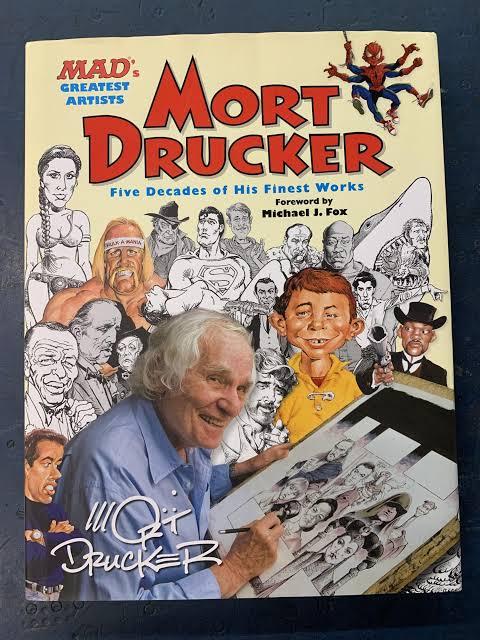 R.I.P. Mort Drucker. Image124