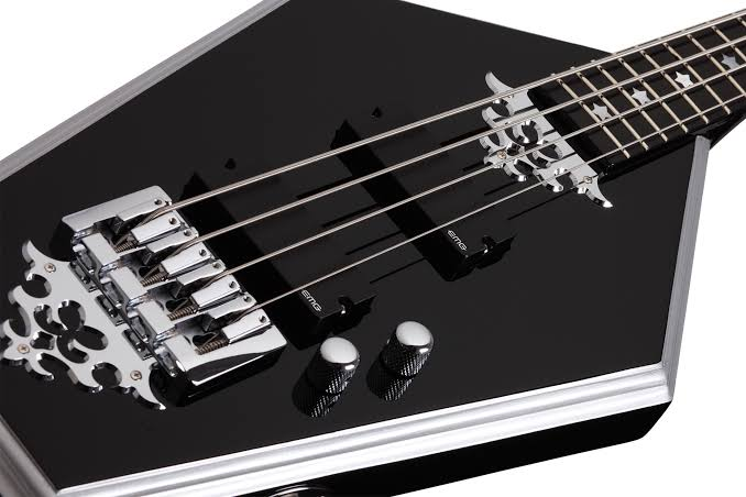 Schecter Sean Yseult Casket Bass. Image166
