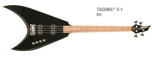 Tagima V1 - Flying V Images20