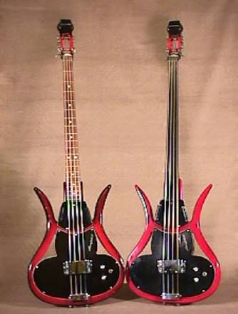 Ampeg ASB-1 Devil Bass. Images32