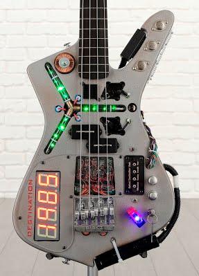 Doner Time Machine Bass.  Lights11